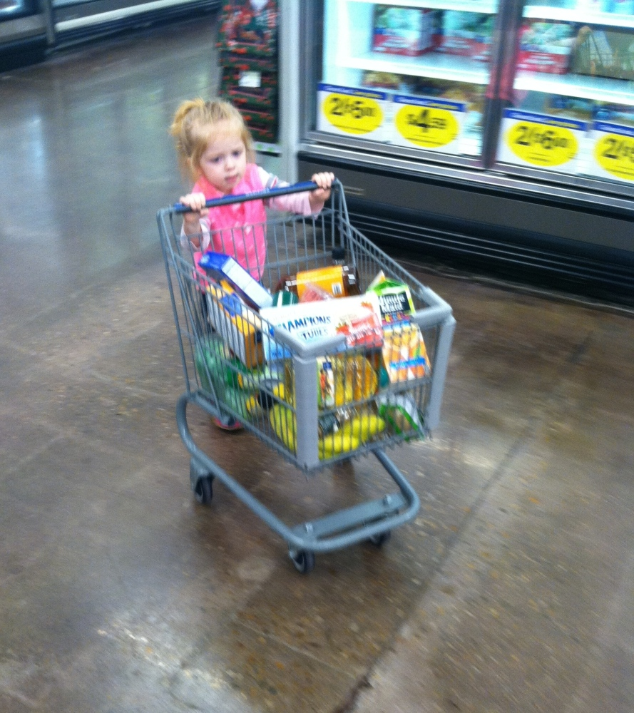 Grocery Shopping (4/5)